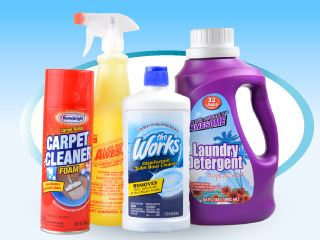 Wholesale Household, Paper & Cleaning
