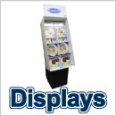 Click here to see items that come in counter and floor display boxes.