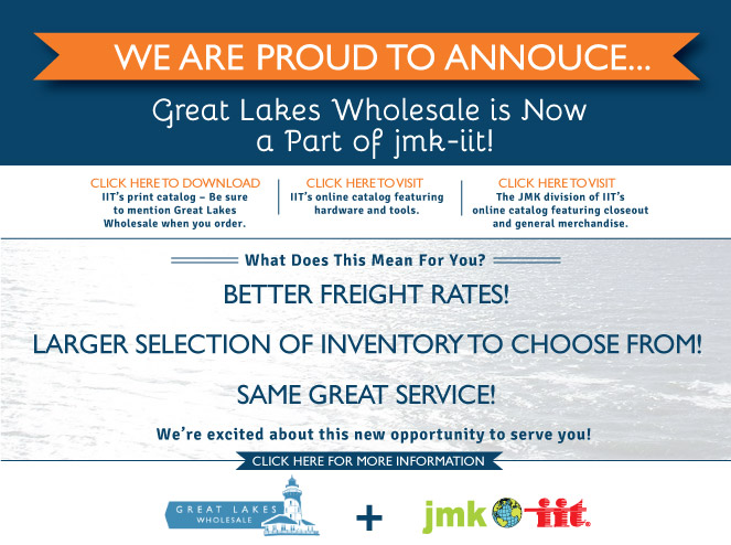 Great Lakes Wholesale now a part of JMK-IIT