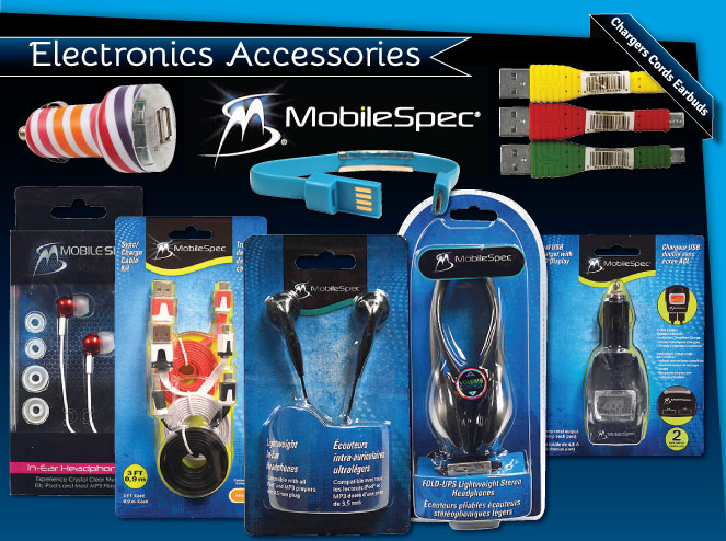 Jump to our Wholesale MobileSpec Accessories