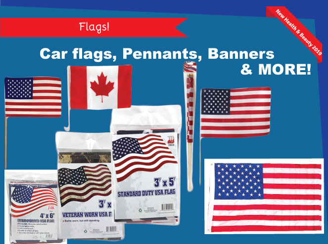 Jump to our Wholesale Flags and more