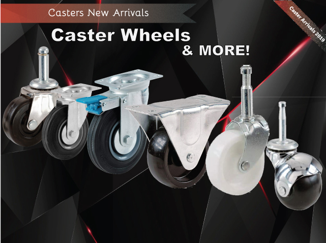 Jump to our Wholesale Caster Wheels