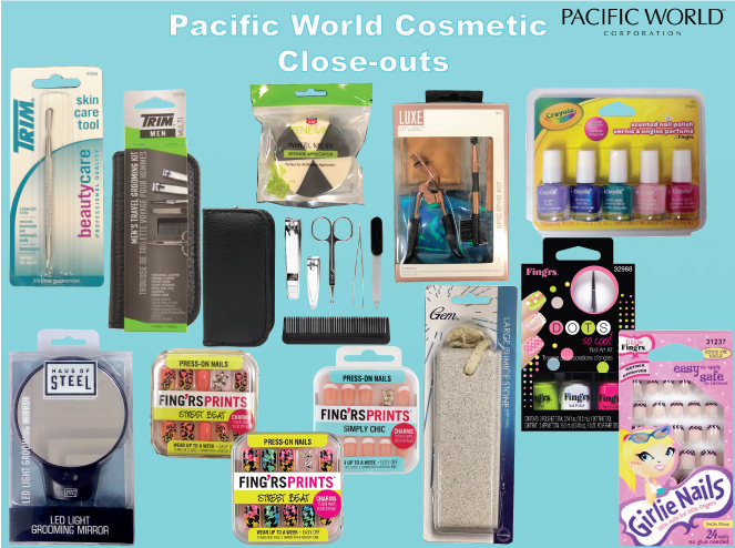 Jump to our Wholesale Great Cosmetic Selection!